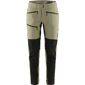 Haglöfs Rugged Flex Pantalones Mujer, lichen/true black